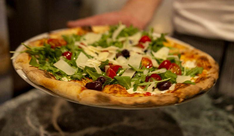 Boca Raton Vespri Siciliani Woodfired Pizza